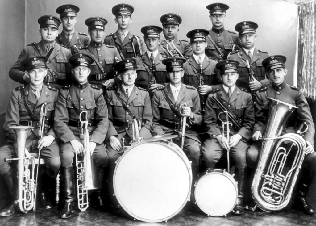 8. Regiments Musikkorps 1920
