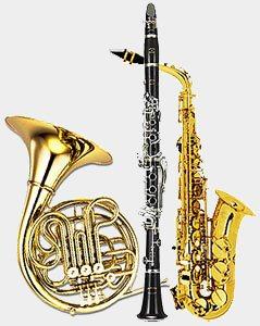 klassisk musik instrumenter
